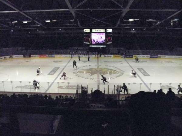 Moncton Coliseum, section: 29, row: H, seat: 6