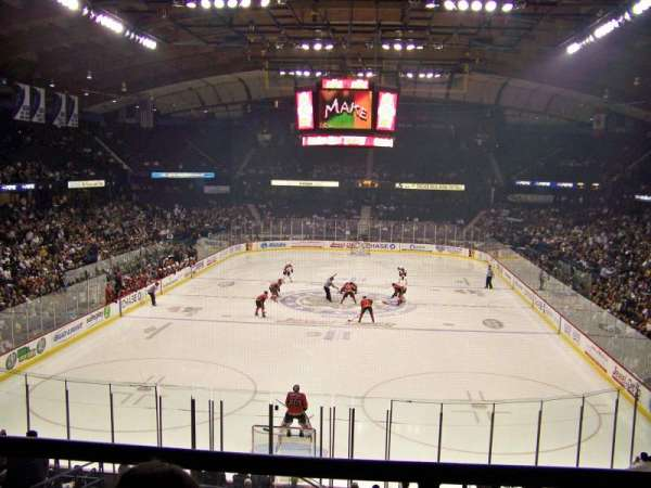 Allstate Arena, section: 206, row: B, seat: 32