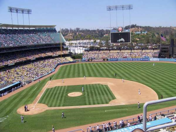 Dodger Stadium, section: 10RS, row: C, seat: 20