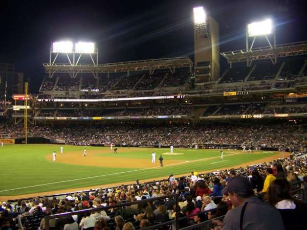 PETCO Park, section: 120, row: 29, seat: 4