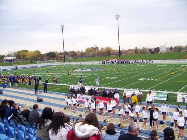 Alumni Field at University of Windsor Stadium, section: GA
