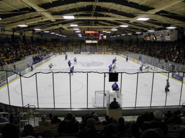 Lawson Ice Arena, section: 24, row: 11, seat: 25