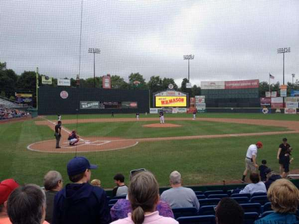 Hadlock Field, section: 104, row: J, seat: 10