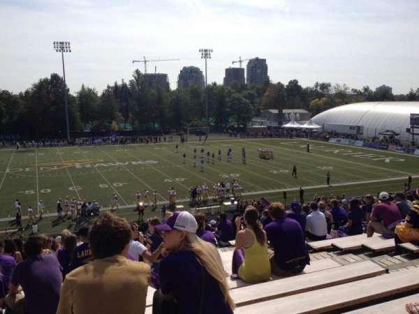 Knight-Newbrough Field At University Stadium, section: GA