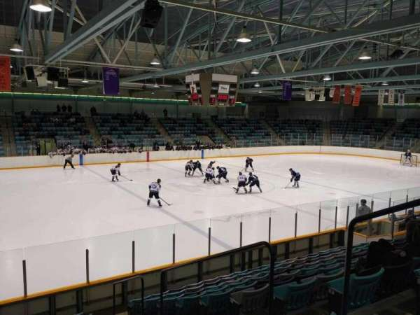 Waterloo Memorial Recreation Complex, section: T, row: L, seat: 4