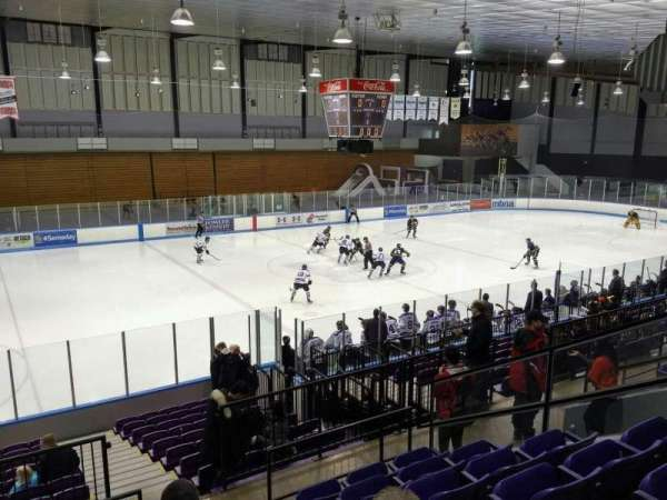 Thompson Arena (Western), section: GA
