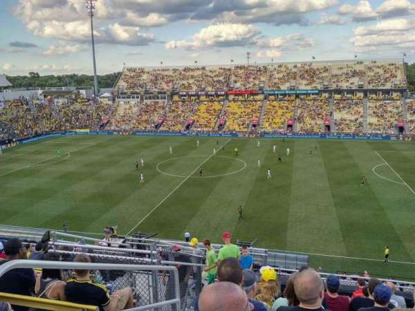Mapfre Stadium, section: 224, row: 11, seat: 19