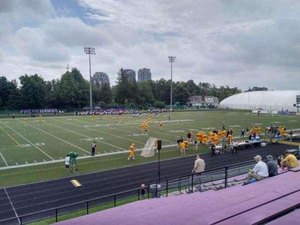 Knight-Newbrough Field at University Stadium, section: Gf