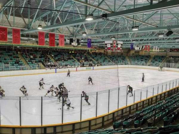 Waterloo Memorial Recreation Complex, section: 19, row: L, seat: 12