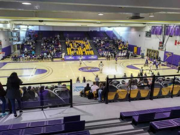 Golden Hawks Athletic Complex, section: GA