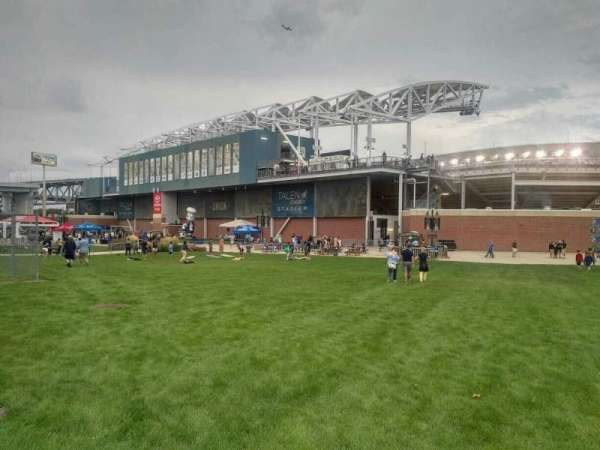 Talen Energy Stadium, section: exterior