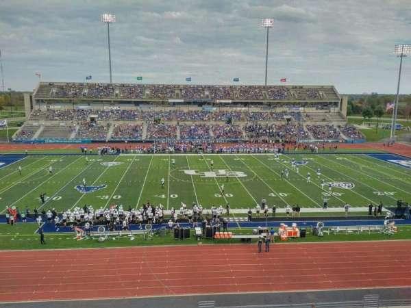 UB Stadium, section: 307, row: B, seat: 2