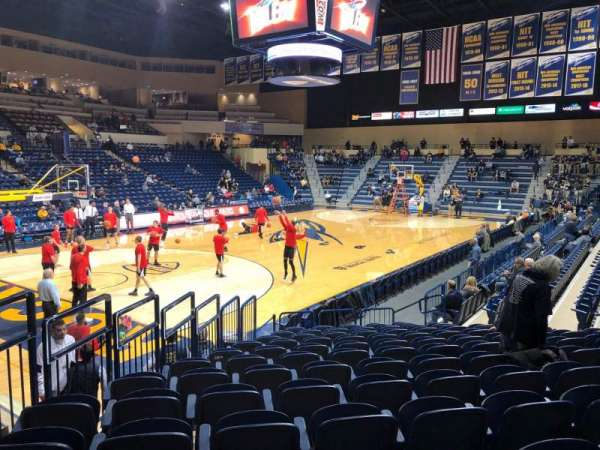 Savage Arena, section: 104, row: 12, seat: 17
