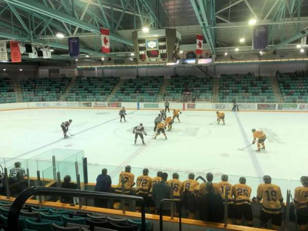Waterloo Memorial Recreation Complex, section: 3, row: J, seat: 16