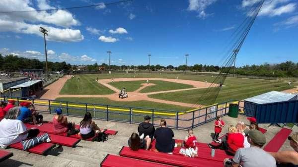 Bernie Arbour Memorial Stadium, section: GA