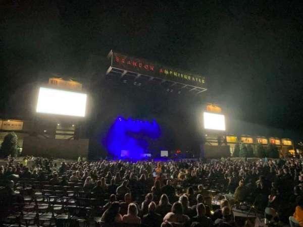 Brandon Amphitheater, section: VIP Box 10, seat: 1