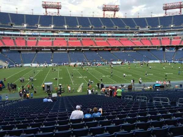 Nissan Stadium, section: 137, row: LL, seat: 12