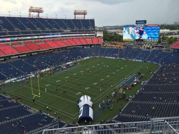 Nissan Stadium, section: 344, row: K, seat: 1