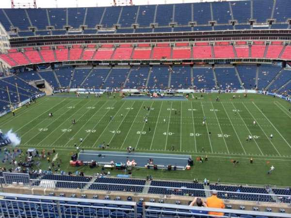 Nissan Stadium, section: 334, row: K, seat: 7