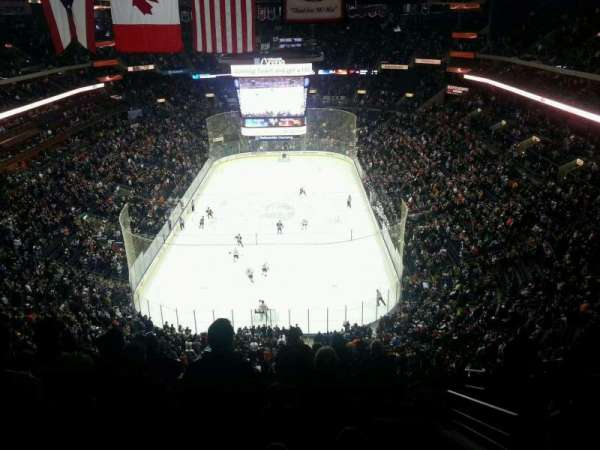Nationwide Arena, section: 210, row: L, seat: 2