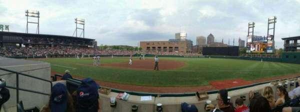 Huntington Park, section: 5, row: 3, seat: 15