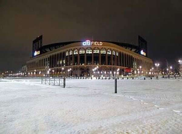 Citi Field, section: Main Entrance