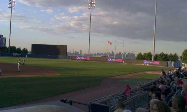 Richmond County Bank Ballpark, section: 13, row: g, seat: 15