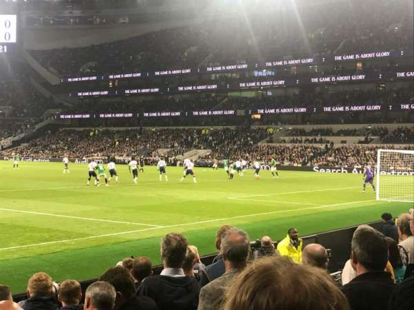 Tottenham Hotspur Stadium, section: 115, row: 6, seat: 441