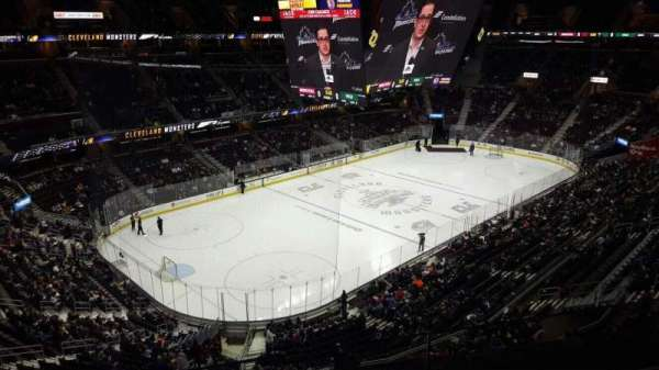 Quicken Loans Arena, section: 204, row: 2, seat: 10