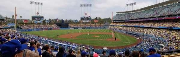 Dodger Stadium, section: 119LG, row: H, seat: 7
