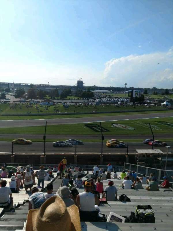 Indianapolis Motor Speedway, section: 32, row: QQ, seat: 2