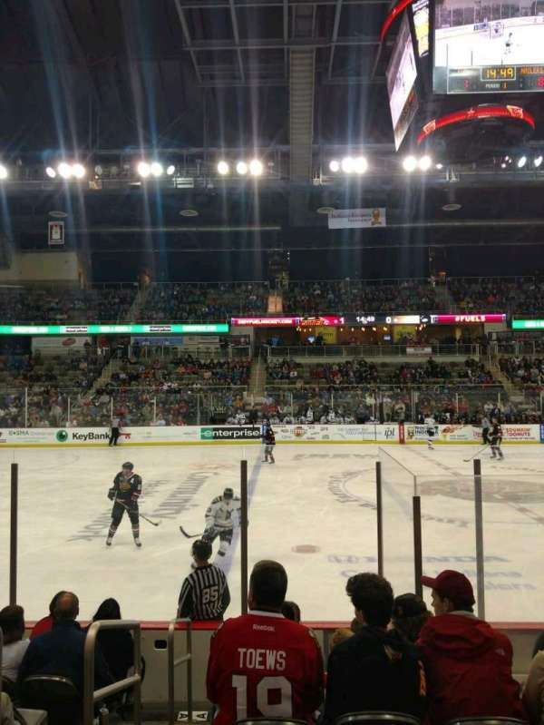 Indiana Farmers Coliseum, section: 200, row: A, seat: 26
