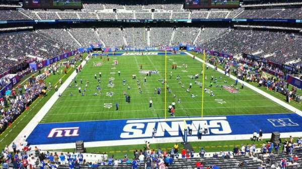 MetLife Stadium, section: 227a, row: 2, seat: 15