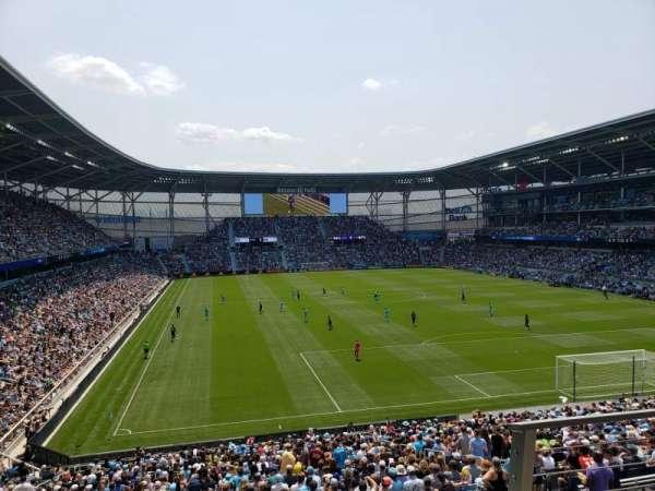 Allianz Field, section: Rooftop Deck