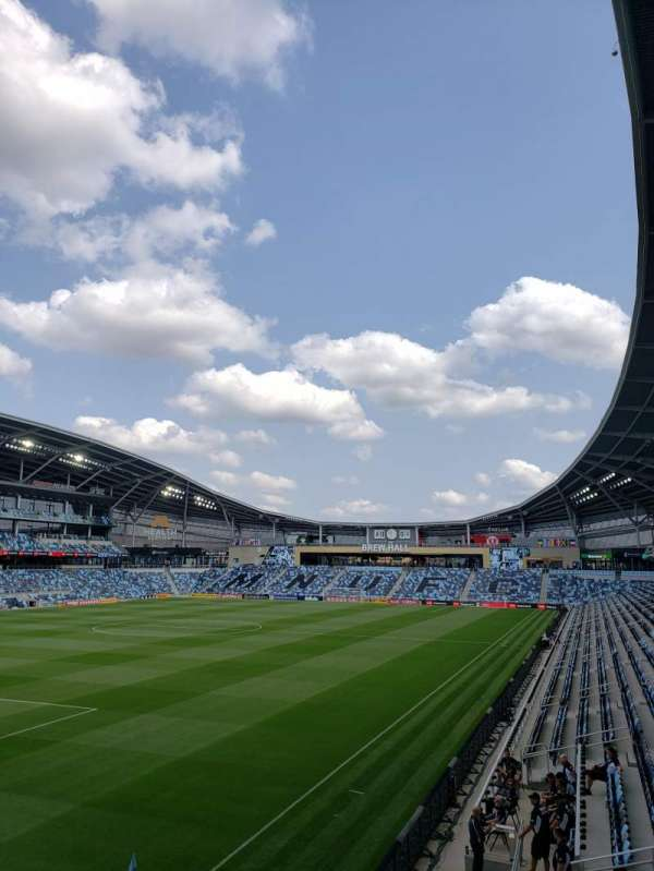 Allianz Field, section: Element Gate