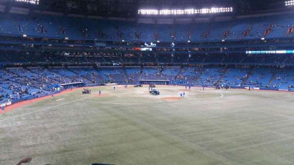 Rogers Centre, section: 205R, row: 5, seat: 1