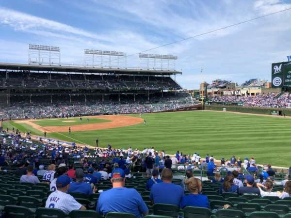 Wrigley Field, section: 232, row: 16, seat: 17