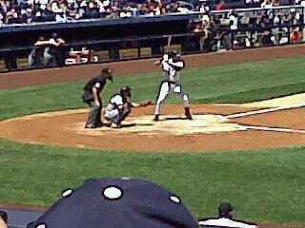 Yankee Stadium, section: 116, row: 10, seat: 8