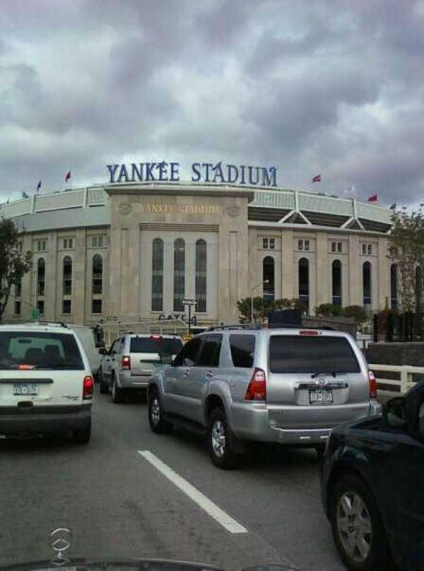 Yankee Stadium, section: Gate 4