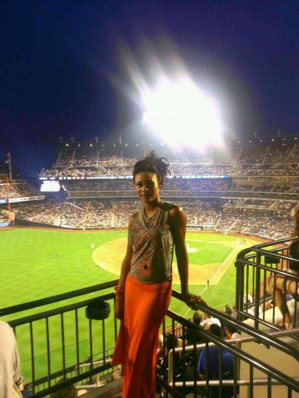 Citi Field, section: 500, row: aisle, seat: aisle