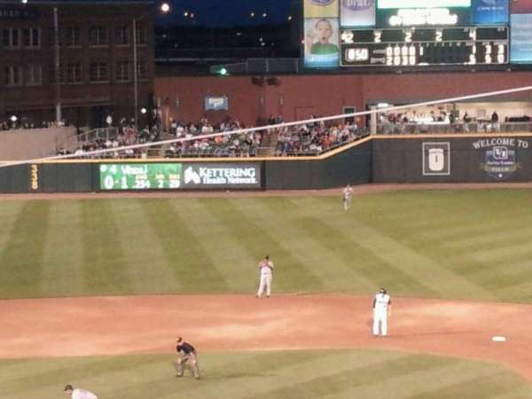 Fifth Third Field (Dayton), section: Suite 9