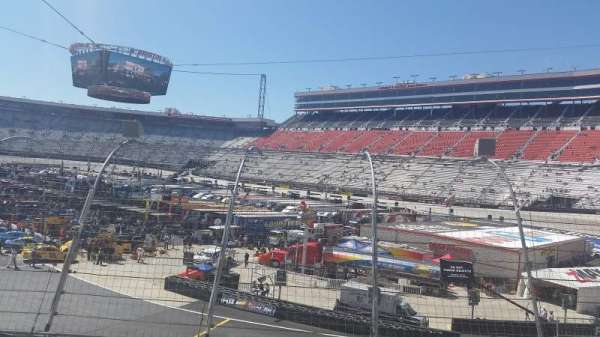 Bristol Motor Speedway, section: Person, row: 12, seat: 7