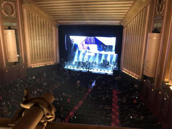 Civic Opera House, section: Dress Circle / First Balcony, row: A, seat: 19