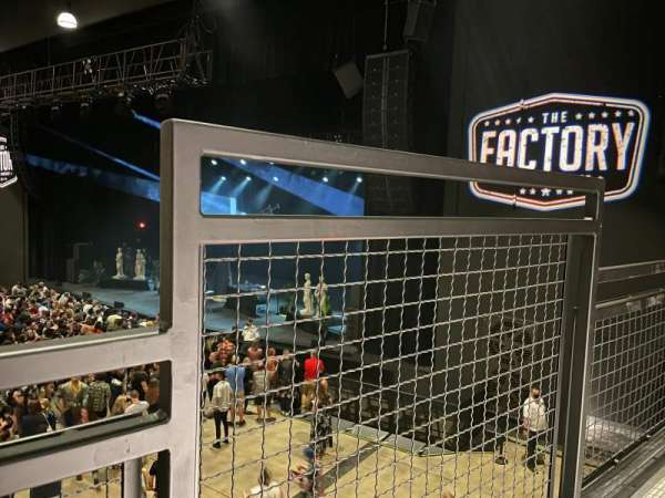 The Factory STL, section: 202, row: A, seat: 1