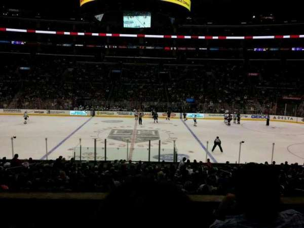 Staples Center, section: PR14, row: 3, seat: 5