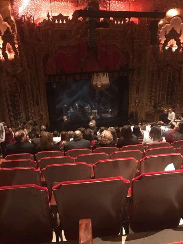 Ohio Theatre (Columbus), section: Mezzanine D, row: M, seat: 25