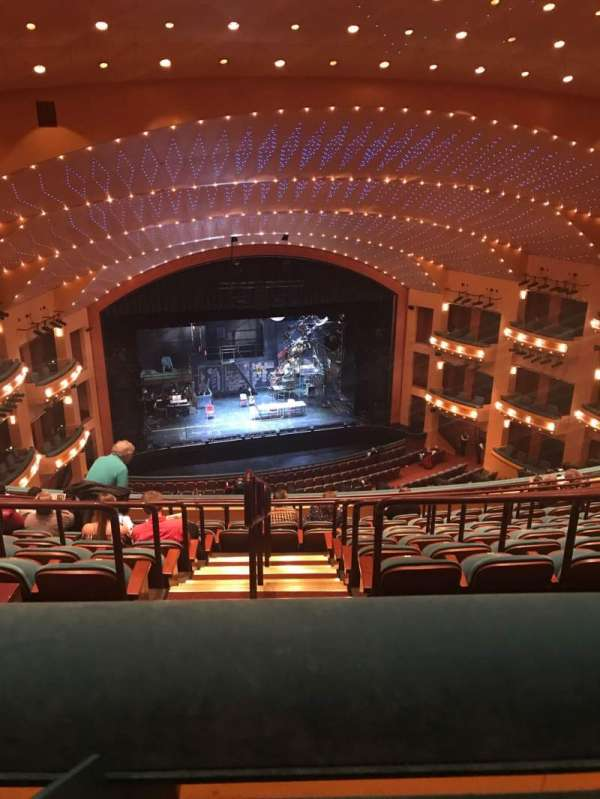 Procter And Gamble Hall at the Aronoff Center, section: CBALC, row: J, seat: 202