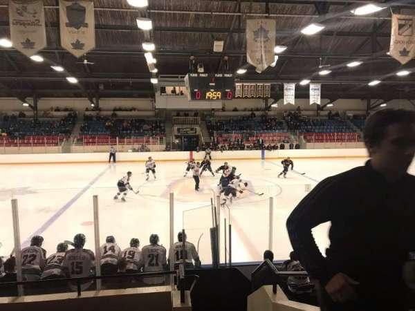 Kingston Memorial Centre, seat: GA