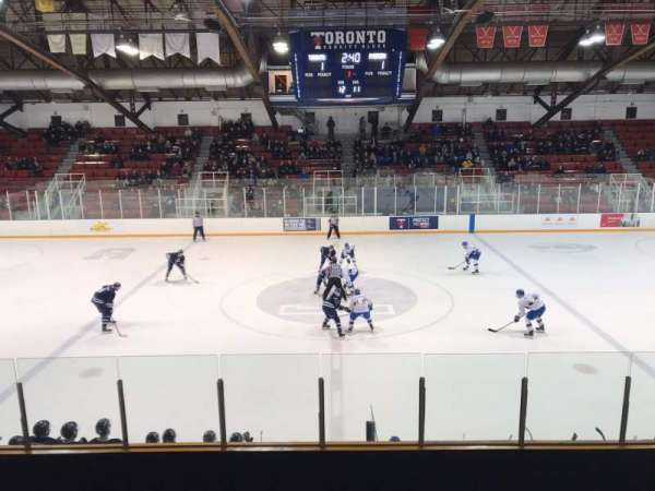 Varsity Arena, seat: GA