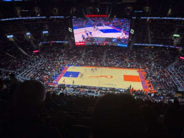 Rocket Mortgage FieldHouse, section: 226, row: 15, seat: 8